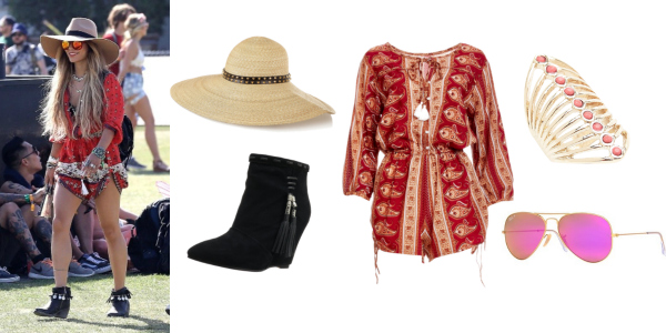 Vanessa Hudgens Five Celeb-Proofed Looks To Turn Heads At That Music Festival