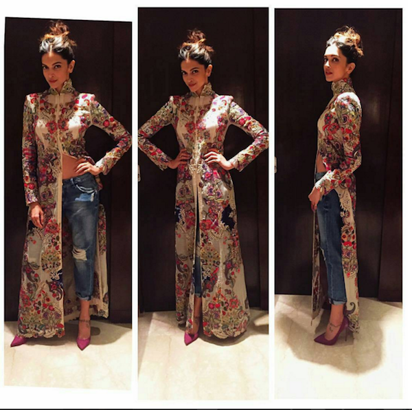 Deepika Padukone Has Stirred Up A Roar What When Wear