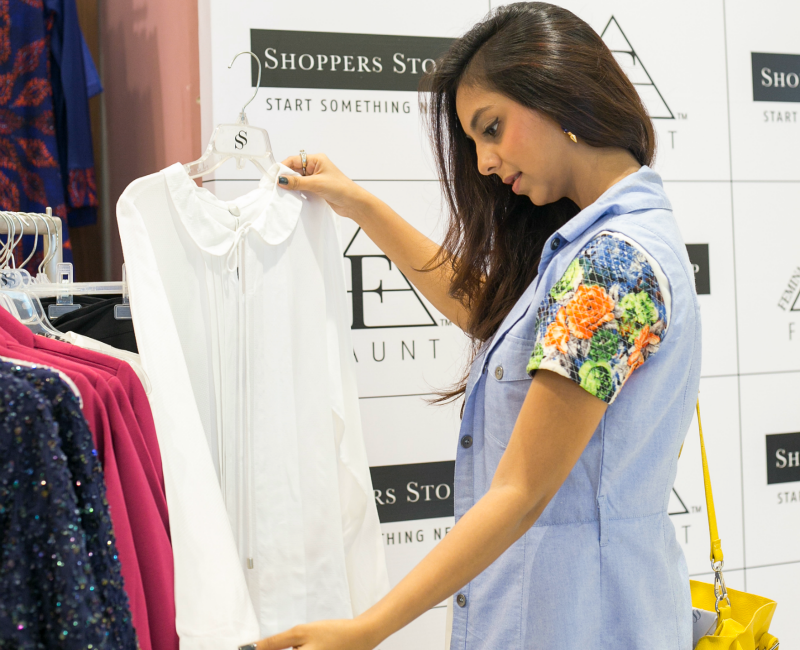 Shoppers Stop Femina Flaunt Event Launch 1