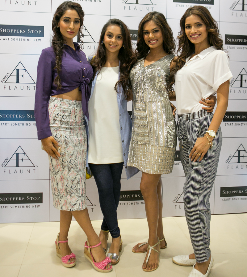 Shoppers Stop Femina Flaunt Event Launch 8