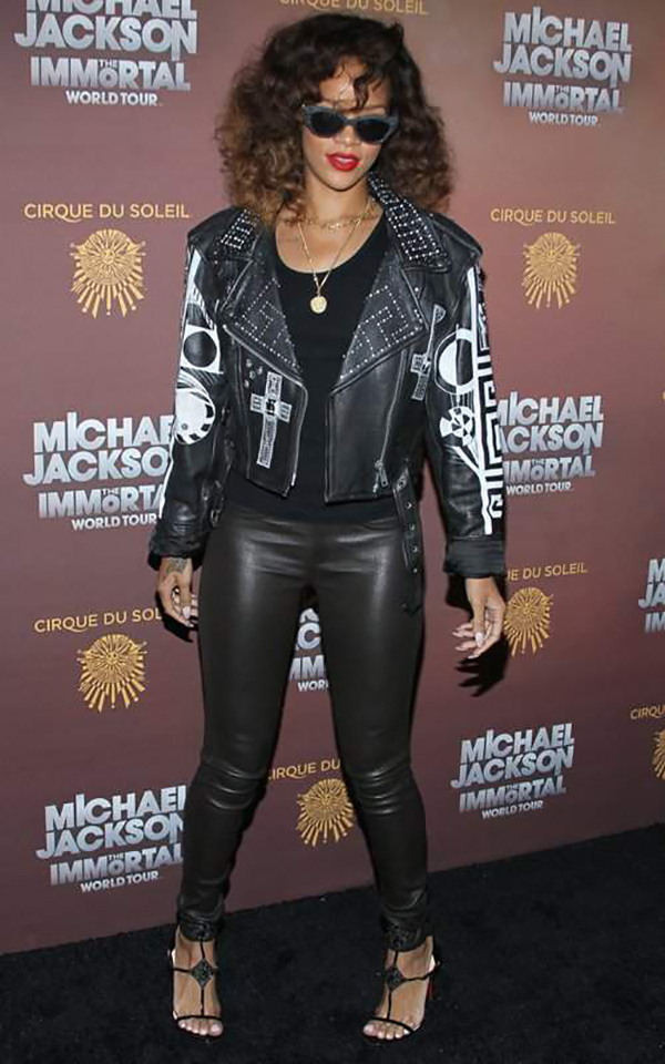 Rihanna 5 Celebrities Who Made Grunge Look Glam