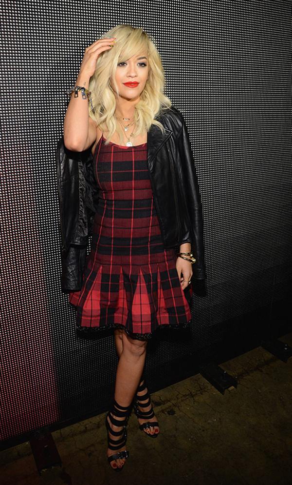 Rita Ora 5 Celebrities Who Made Grunge Look Glam