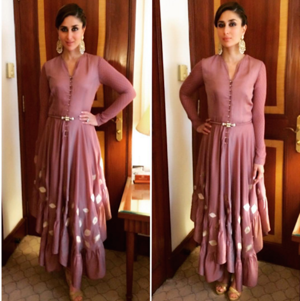 Kareena Kapoor Does Desi Minimalism Right!