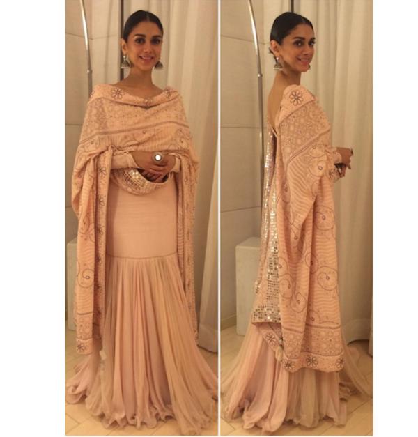 #StyleCrush: Aditi Rao Hydari Does Fusion Right