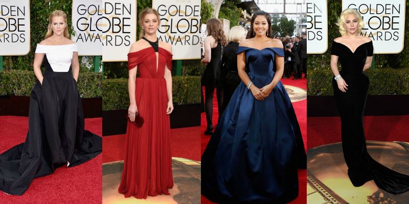 Trend Spotting At The Golden Globes 2015