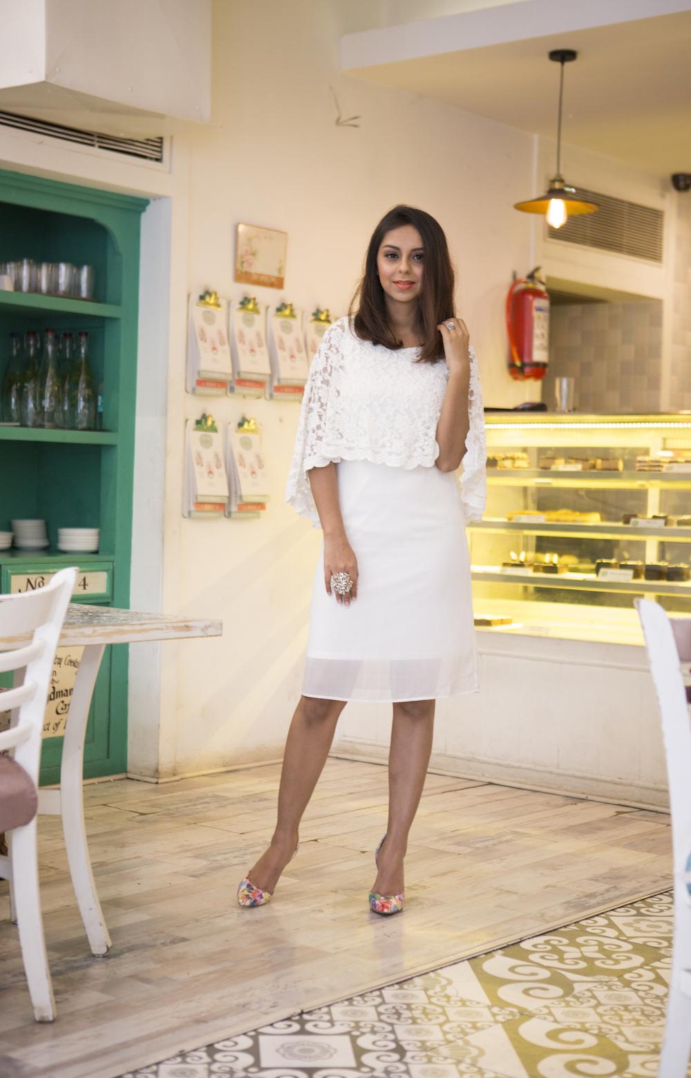 Vero Moda White Dress Grand Mamas Cafe Personal Style 6