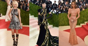 Who Wore What At The MET Gala 2016
