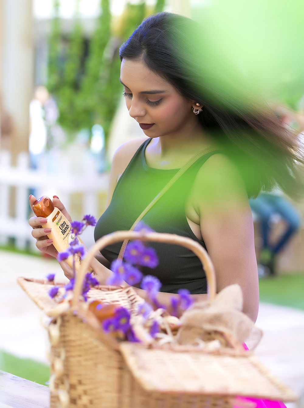 Garnier Ultra Blends Launch Event Personal Style 3