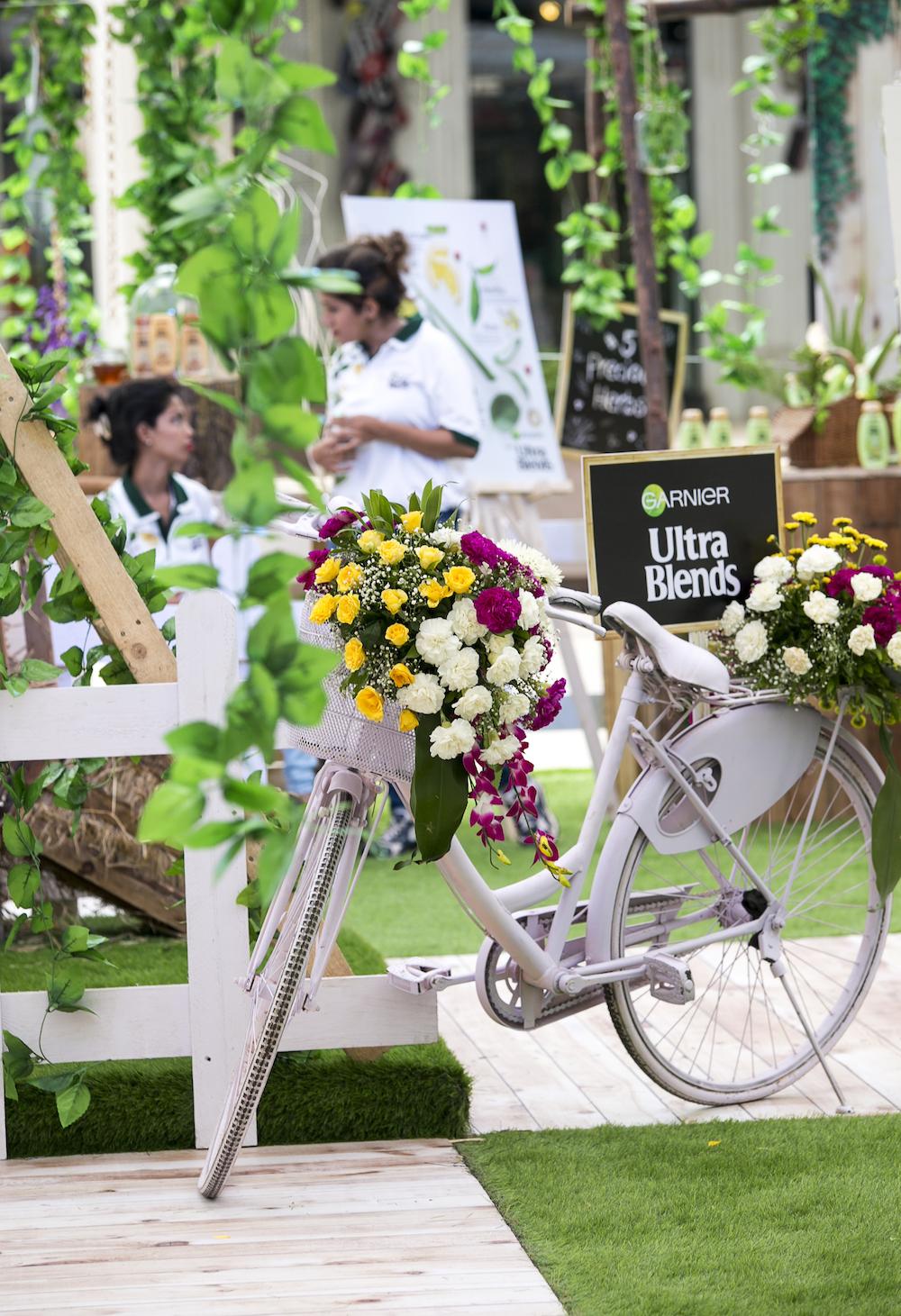 Garnier Ultra Blends Launch Event Personal Style