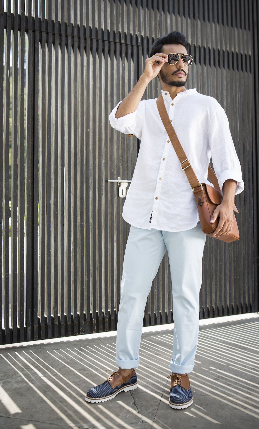 Neutral Vibes His Look Book 7