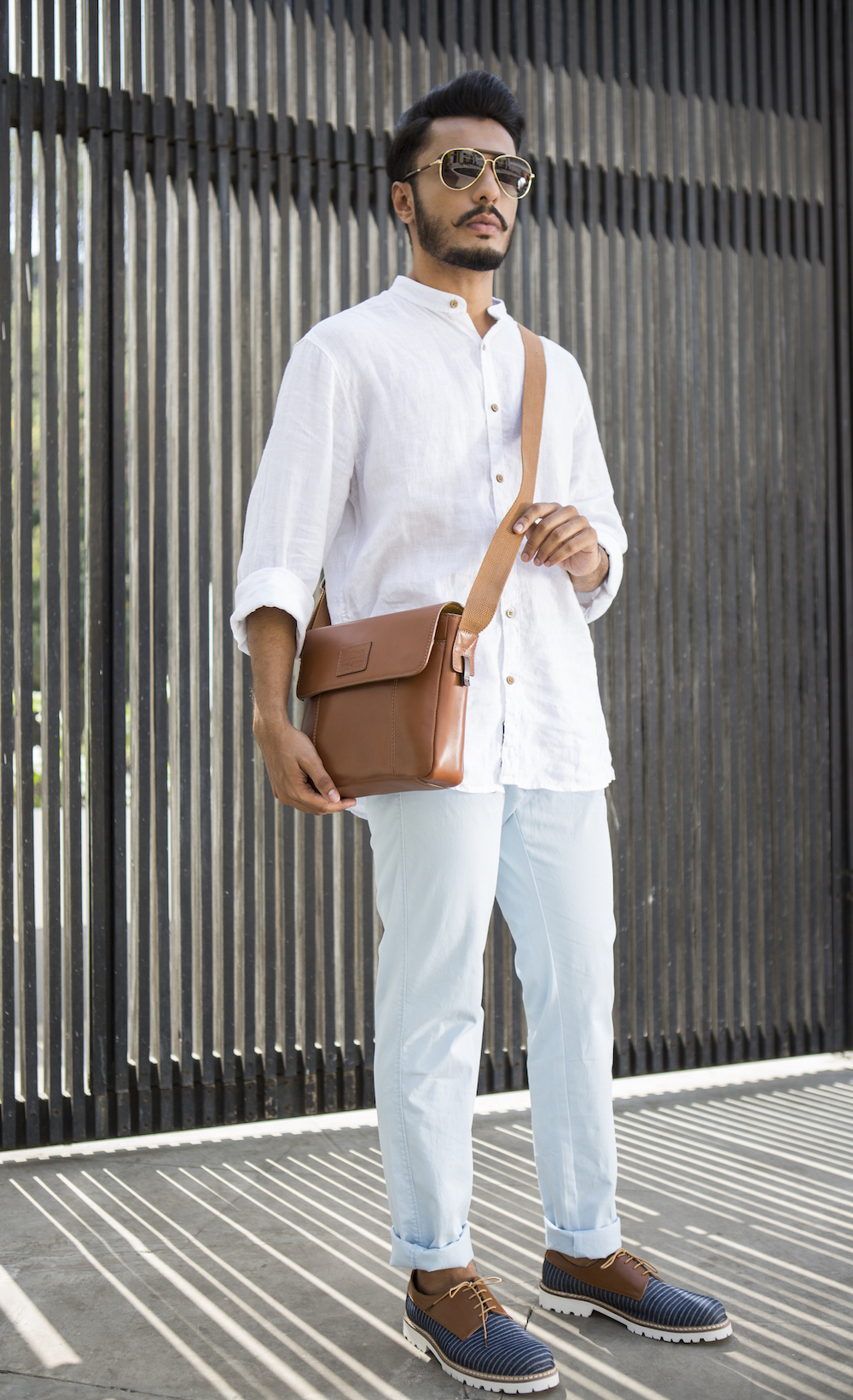 Neutral Vibes His Look Book 8