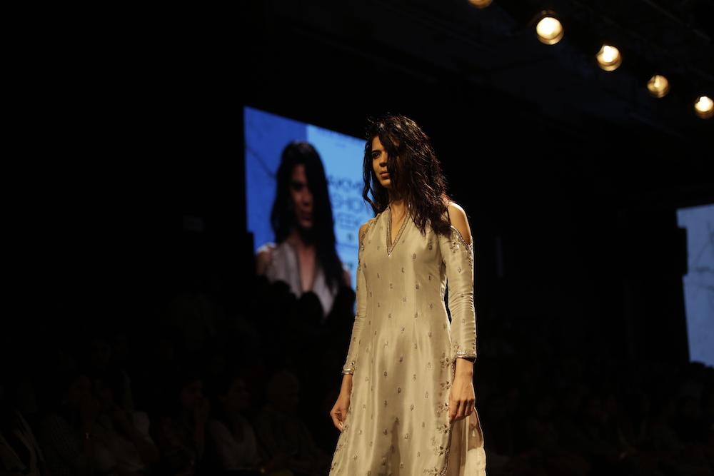 TIGI at Lakme Fashion Week 6