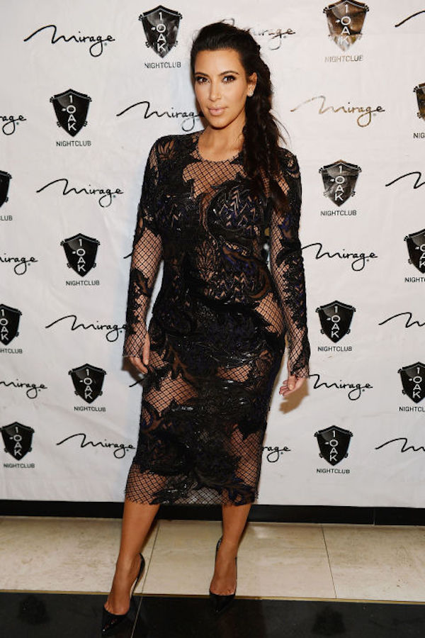 Kim Kardashian's Best Maternity Looks