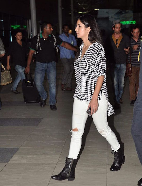 celebrity airport style that can be worn to college