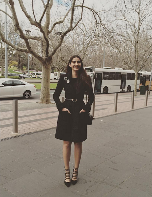 Sonam Kapoor Best Dressed This Week