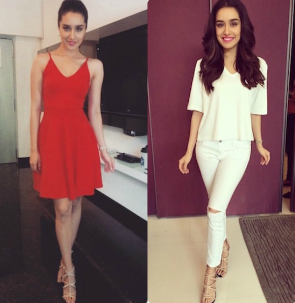 Shraddha Kapoor Celebs Who Repeated Pieces