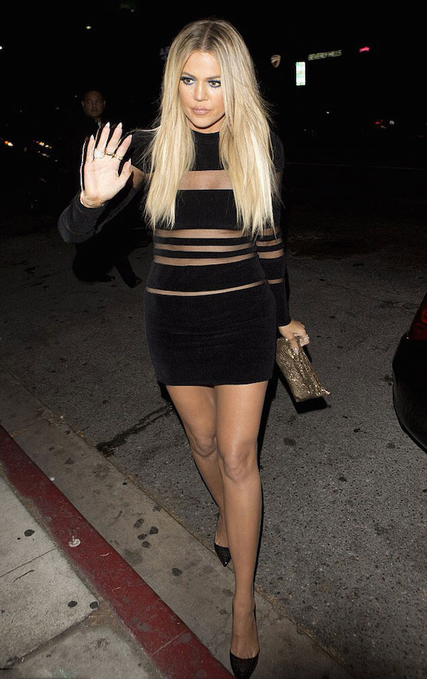 Khloe Kardashian Best Dressed This Week