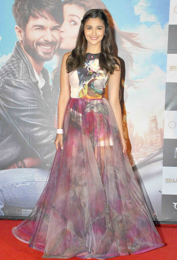 Alia Bhatt Best Dressed This Week