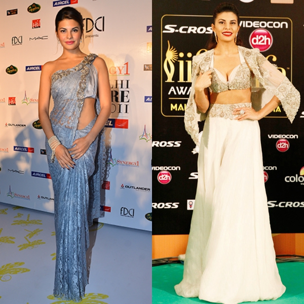 Jacqueline Fernandez Then And Now: Celebrity Red Carpet Moments