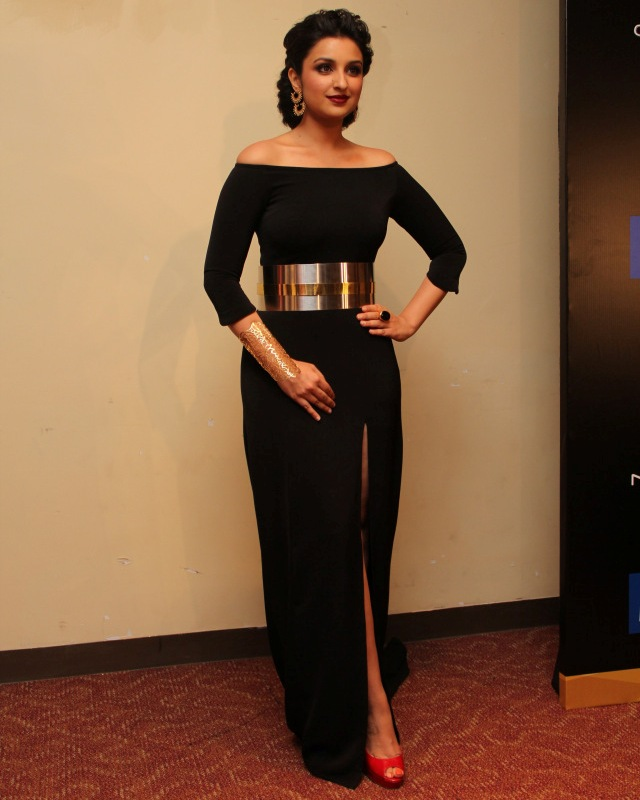 Parineeti Chopra Celebs Who Aced All-Black
